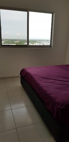 (crm-2658-3809)  departamentos en venta en cancun