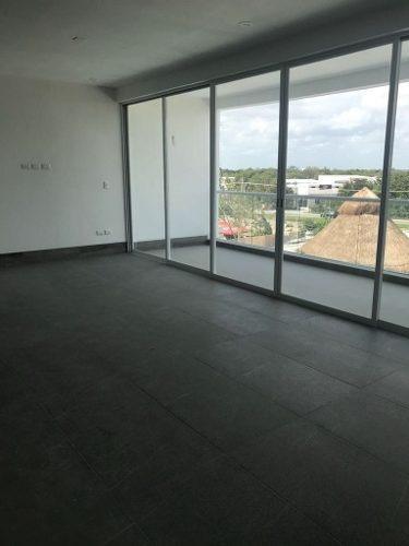 (crm-2658-3856)  departamentos en renta en cumbres cancun