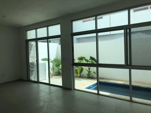 (crm-2658-3896)  casas en venta en arbolada cancun