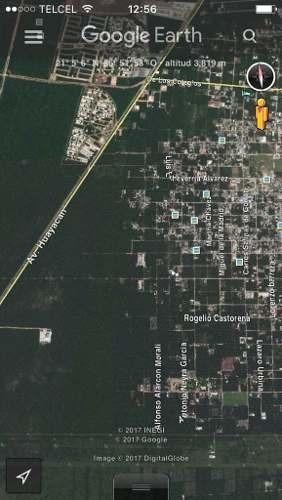 (crm-2658-3951)  terrenos en venta en cancun