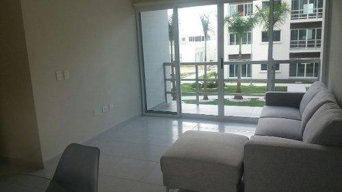 (crm-2658-4010)  departamentos en renta en cancun
