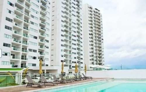 (crm-2658-4096)  departamentos en renta en cancún