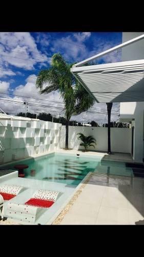 (crm-2658-4207)  casas en venta en villa magna cancun