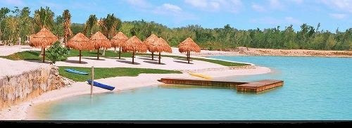 (crm-2658-4209)  terrenos en venta lagos del sol cancun