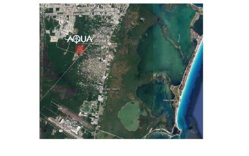 (crm-2658-4236)  departamentos en venta en aqua cancun
