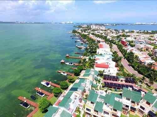 (crm-2658-832)  departamento en venta en isla dorada cancún