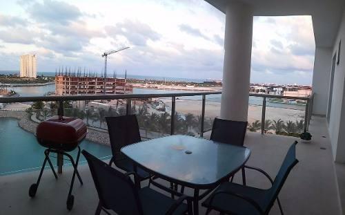 (crm-2658-983)  departamentos en venta en puerto cancún
