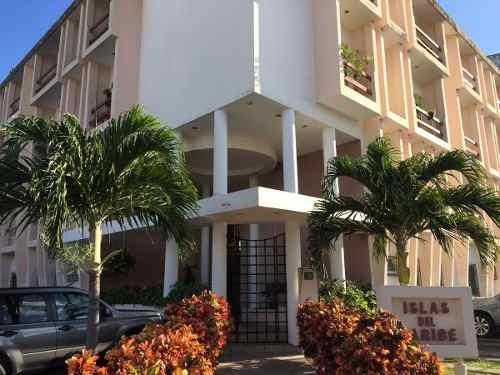 (crm-2658-997)  departamento en venta en cancún centro