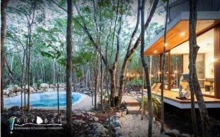 (crm-2895-1751)  terreno en venta tulum $54,000 dlls
