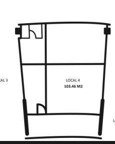 (crm-2895-1774)  local en renta mirador del campestre $78,860