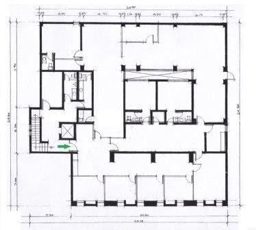 (crm-2895-180)  oficina en renta en col.obispado