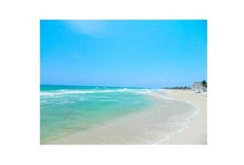 (crm-2895-99)  terreno en venta en playa del carmen