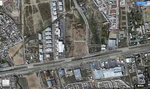 (crm-2910-88)  terreno comercial en venta saltillo