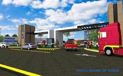(crm-3486-163)  nuevo parque industrial ap200