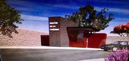 (crm-3486-407)  excelente lote residencial en venta rincón de la purisima
