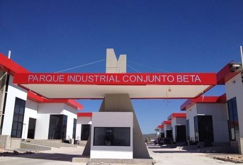 (crm-3486-444)  bodega en renta conjunto industrial beta