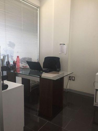 (crm-3486-481)  oficina en renta en plaza 99 el campanario