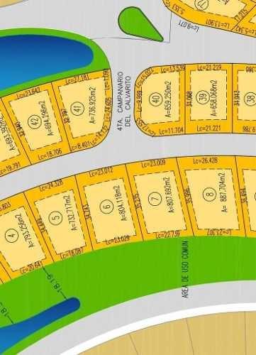 (crm-3486-565)  increible terreno en venta el campanario
