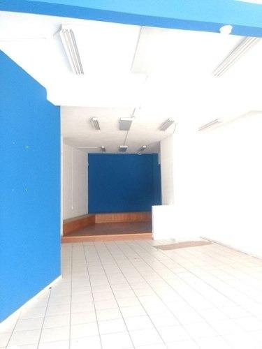 (crm-3486-90)  europlaza, local comercial en renta sobre b. quintana