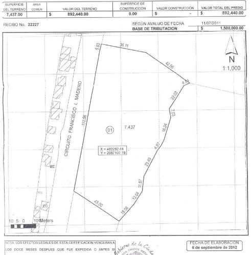 (crm-3635-27)  terreno comercial industrial habitacional