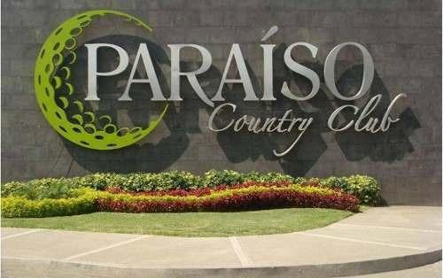 (crm-3635-56)  club de golf paraiso
