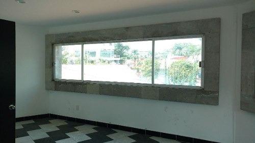 (crm-3635-65)  oficina renta en rio mayo vista hermosa