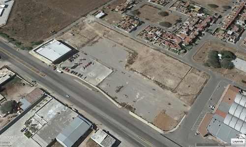 (crm-3811-168)  atractivo terreno listo para plaza comercial.