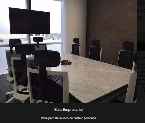 (crm-3816-3001)  skg renta oficinas compartidas en reforma lomas desde $9,500