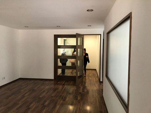 (crm-3816-3171)  skg renta excelentes oficinas de 125m2 en  corporativo piper santa fe