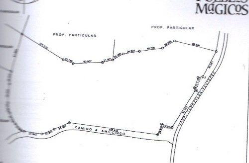 (crm-3816-3185)  skg vende lote en tepoztlan morelos, de 78,000 m2