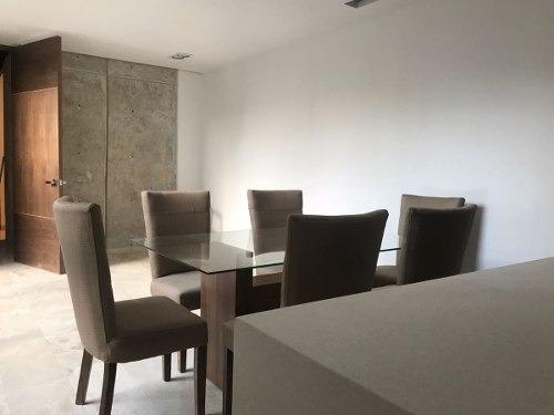 (crm-3816-3496)  en venta departamento de 2 recámaras en lomas del chamizal, cuajimalpa