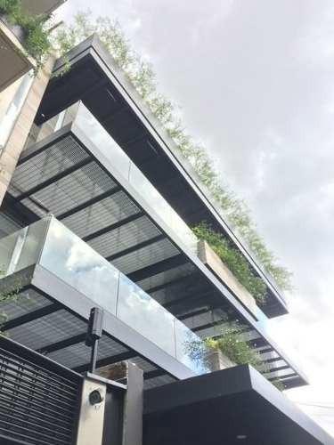 (crm-3816-3501)  skg vende depto.  garden house de lujo en la mejor zona de polanco