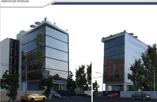 (crm-3816-3619)  skg asesore renta oficina de 303.29 m2 en cordillera de los andes