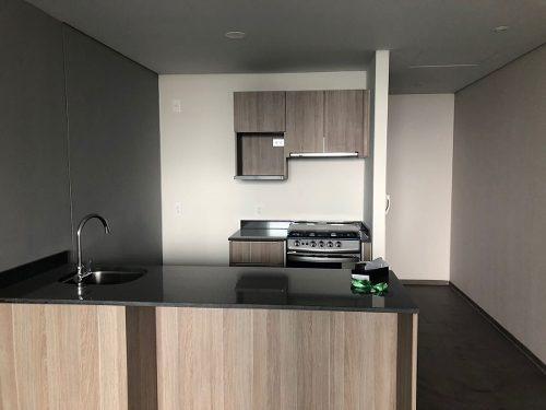(crm-3816-3729)  skg renta departamento nuevo en polanco, excelente ubicación