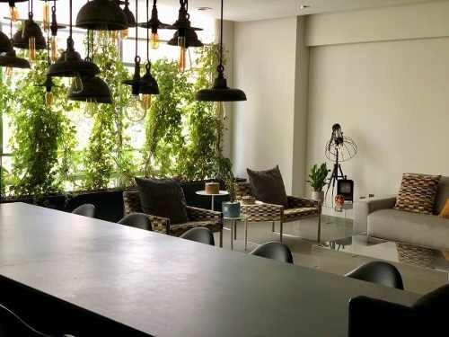 (crm-3816-3797)  en venta departamento en residencial tamarindos, bosques de las lomas