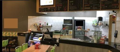 (crm-3816-3803)  en traspaso local de 77 m2 en zentrika santa fe food court