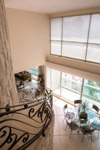 (crm-3816-3808)  skg vende espectacular penthouse en residencial toledo interlomas