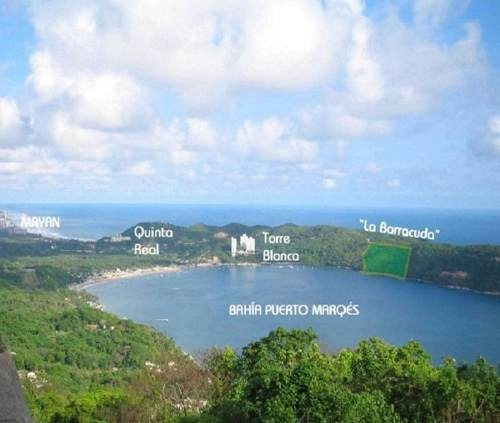 (crm-3816-3825)  terreno de 43,867 m2 en venta en acapulco diamante