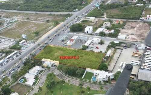 (crm-4035-1057)  terreno en venta en cancún, quintana roo