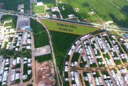 (crm-4035-1065)  terreno en venta en cancún, quintana roo
