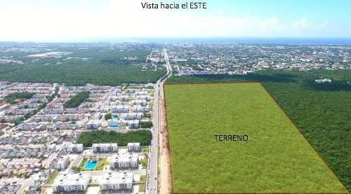 (crm-4035-1073)  terreno en venta en playa del carmen, quintana roo