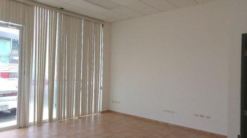 (crm-4035-584)  oficina en renta en avenida churubusco, monterrey