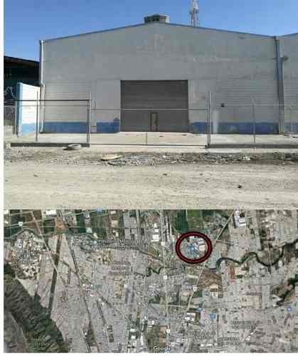 (crm-4035-964)  bodega industrial en renta en el mol del yonke, escobedo