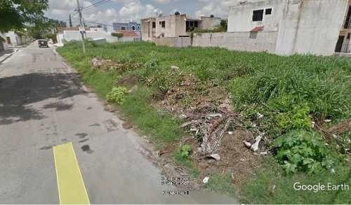 (crm-4184-1005)  terreno en renta en merida, montealban. ¡es esquina!