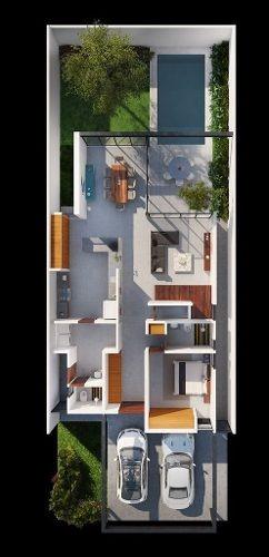 (crm-4184-1085)  casa en venta en merida, residencial premium piedra verde mod2