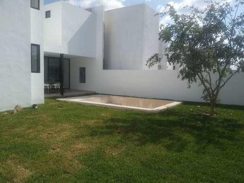 (crm-4184-1278)  casa en preventa en merida, privada residencial trinum.