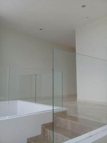 (crm-4184-1339)  venta residencia en privada chaac tun ¡para estrenar!