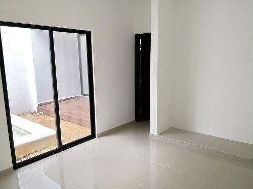 (crm-4184-1464)  privada albarella, el mejor lugar para tu hogar en mérida, mod. a