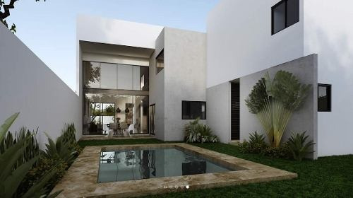 (crm-4184-1473)  privada albarella, el mejor lugar para tu hogar en mérida, mod. c