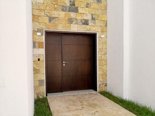 (crm-4184-1474)  privada albarella, el mejor lugar para tu hogar en mérida, mod. d